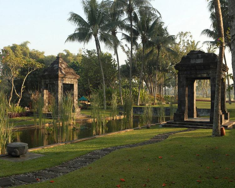 Hyatt Regency Yogyakarta Außenaufnahme