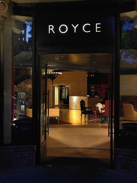 Royce Hotel Außenaufnahme