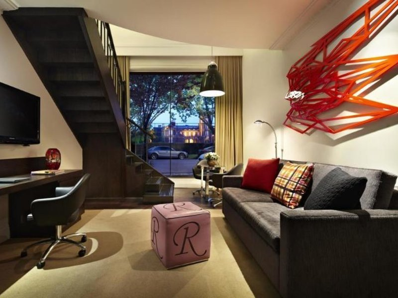 Royce Hotel Lounge/Empfang