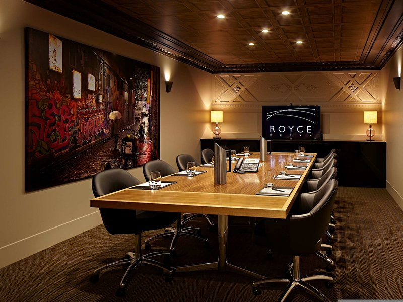 Royce Hotel Konferenzraum