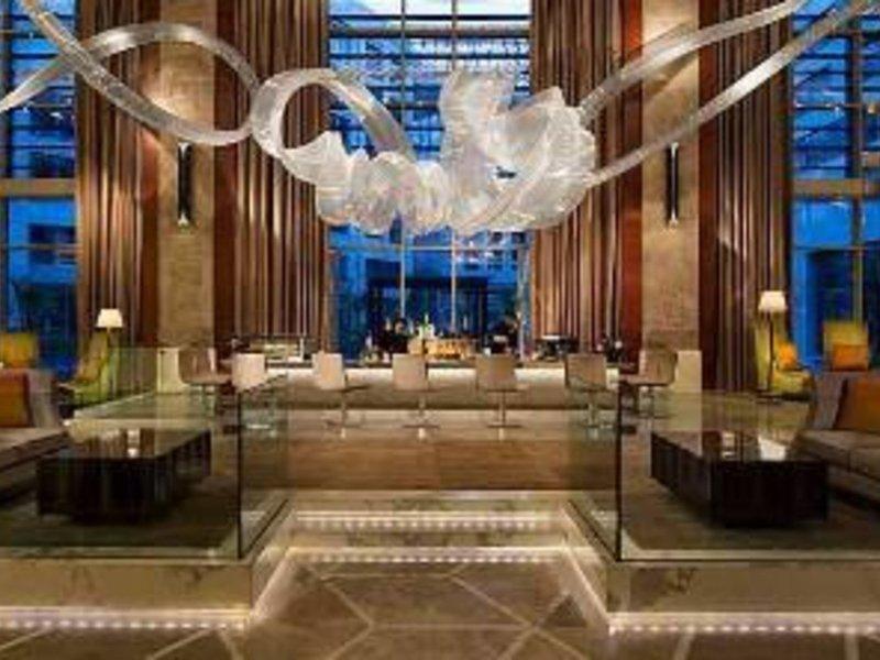 JW Marriott Hotel New Delhi Aerocity Lounge/Empfang