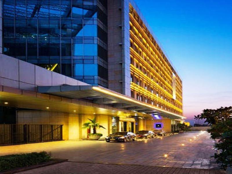 JW Marriott Hotel New Delhi Aerocity Außenaufnahme