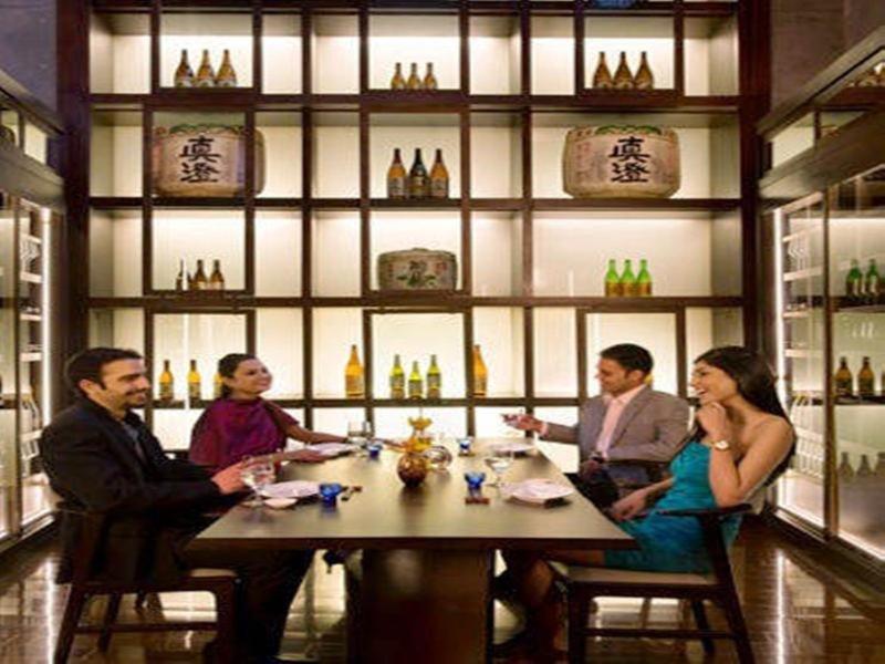 JW Marriott Hotel New Delhi Aerocity Restaurant