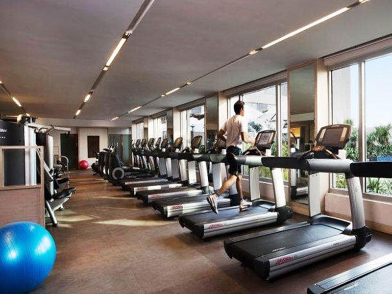 JW Marriott Hotel New Delhi Aerocity Sport und Freizeit