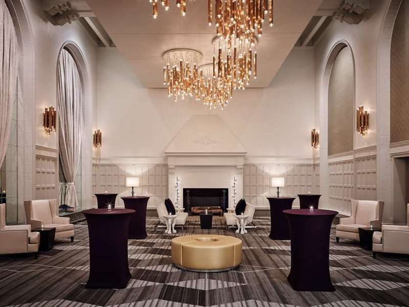 W Chicago City Center Lounge/Empfang
