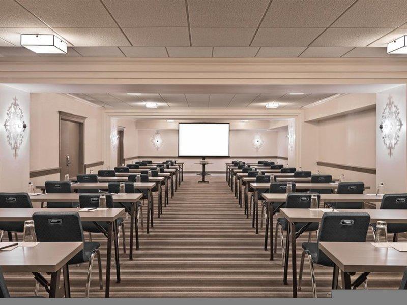 W Chicago City Center Konferenzraum