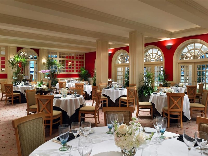 The St. Regis Houston Restaurant