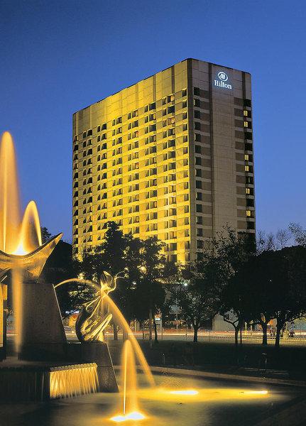 Hilton Adelaide Außenaufnahme