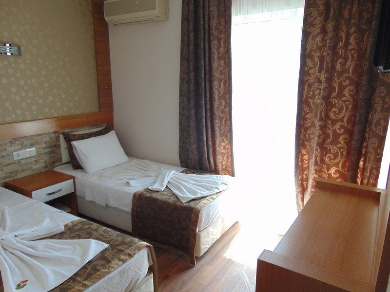 Nergiz Apart Hotel Side Wohnbeispiel