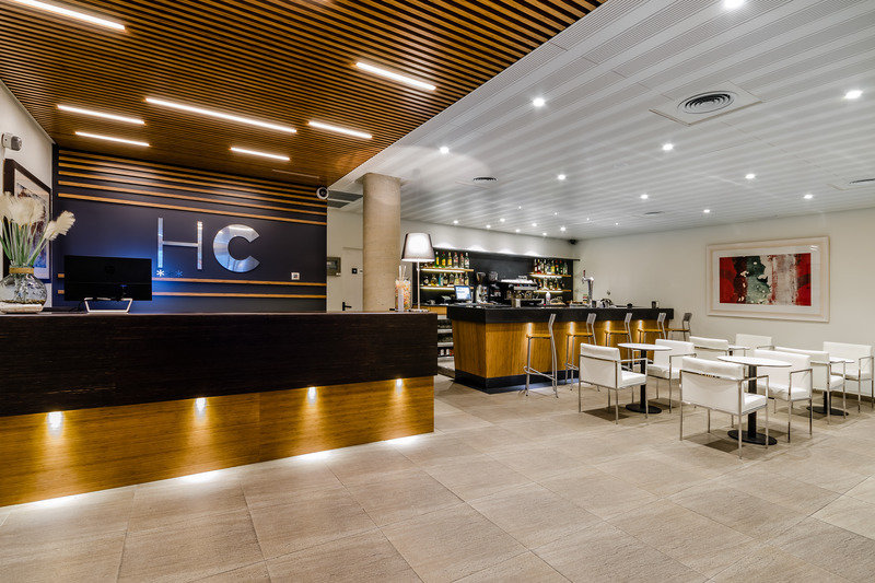 HC Mollet Barcelona Lounge/Empfang