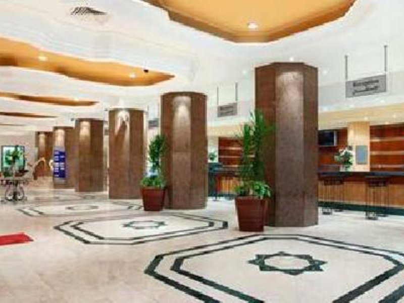 Ramses Hilton Lounge/Empfang