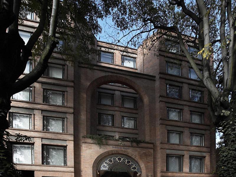 NH Bogota Boheme Royal Außenaufnahme