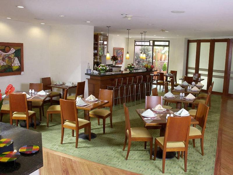 NH Bogota Boheme Royal Restaurant