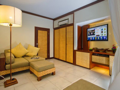 Kuta Seaview Boutique Resort & Spa Lounge/Empfang
