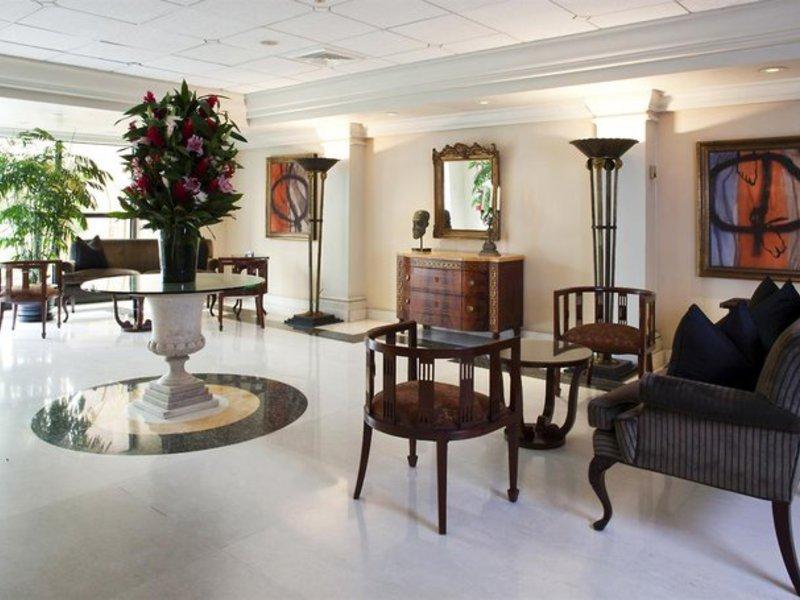 Libertador Lima Lounge/Empfang