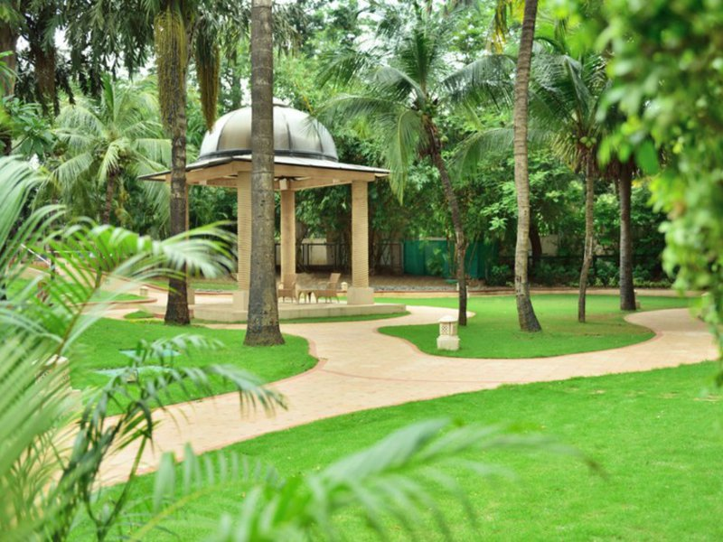 Marriott Executive Apartments, Lakeside Chalet Mumbai Garten