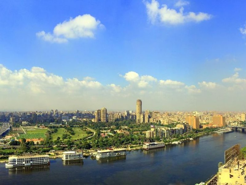 Ramses Hilton Landschaft