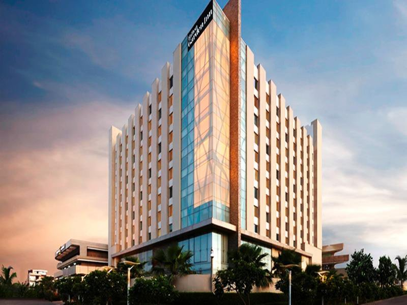 Hilton Garden Inn Gurgaon Baani Square Außenaufnahme