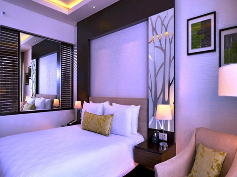 Hilton Garden Inn Gurgaon Baani Square Wohnbeispiel