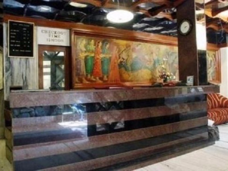 Metro Palace Lounge/Empfang