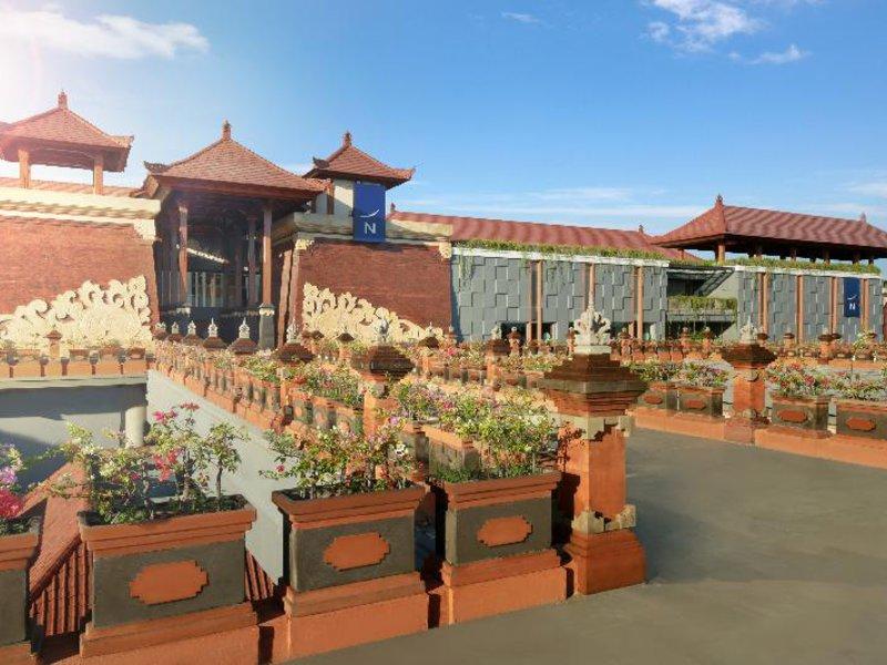 Novotel Bali Ngurah Rai Airport Außenaufnahme
