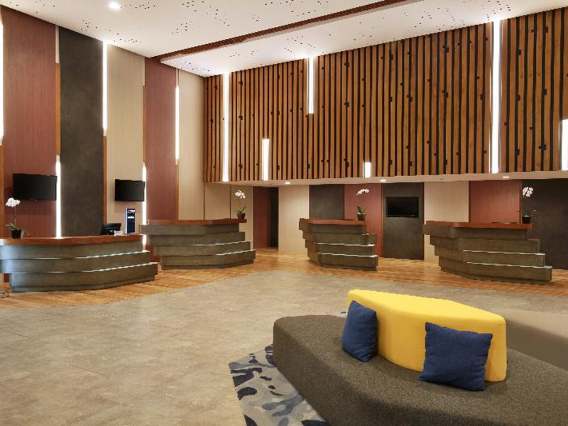 Novotel Bali Ngurah Rai Airport Lounge/Empfang