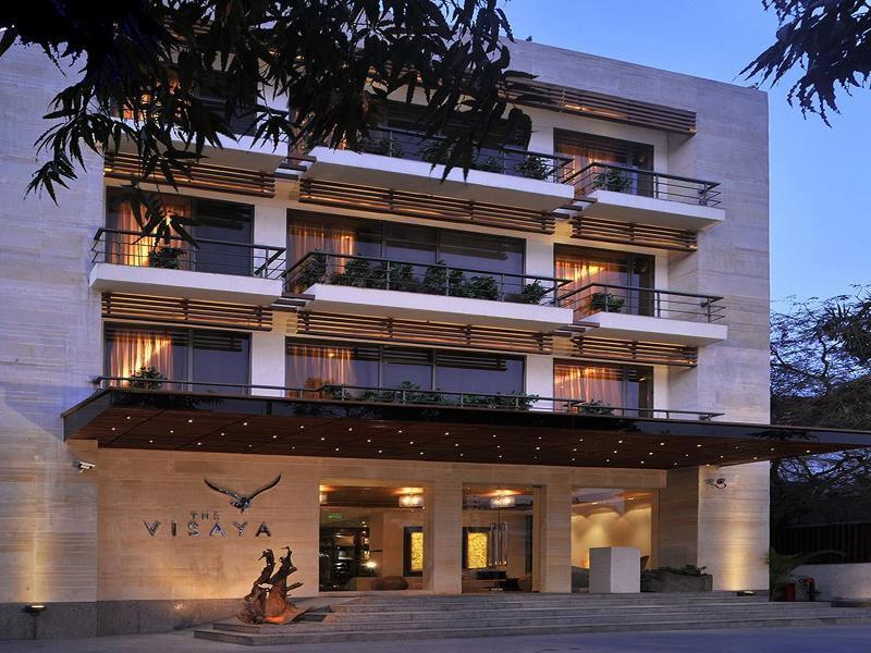 The Visaya Außenaufnahme