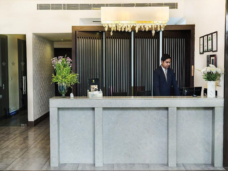 Mantra Amaltas Lounge/Empfang