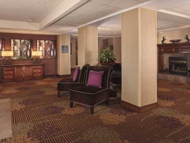 Homewood Suites Dallas - Market Center Lounge/Empfang
