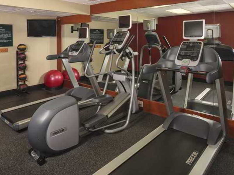 Homewood Suites Dallas - Market Center Sport und Freizeit
