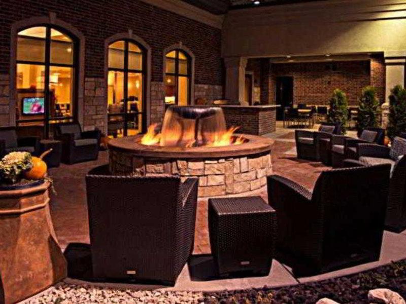 Residence Inn Idaho Falls Lounge/Empfang