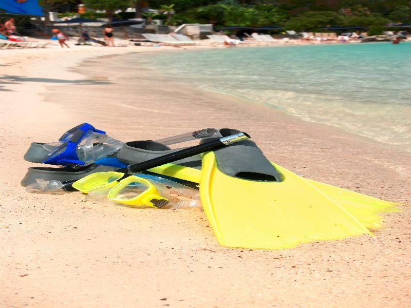 Grotto Bay Beach Sport und Freizeit