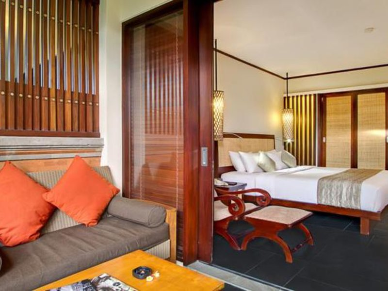 Kuta Seaview Boutique Resort & Spa Wohnbeispiel