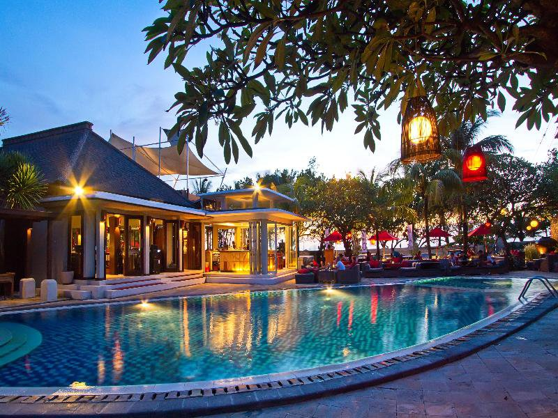 Kuta Seaview Boutique Resort & Spa Pool