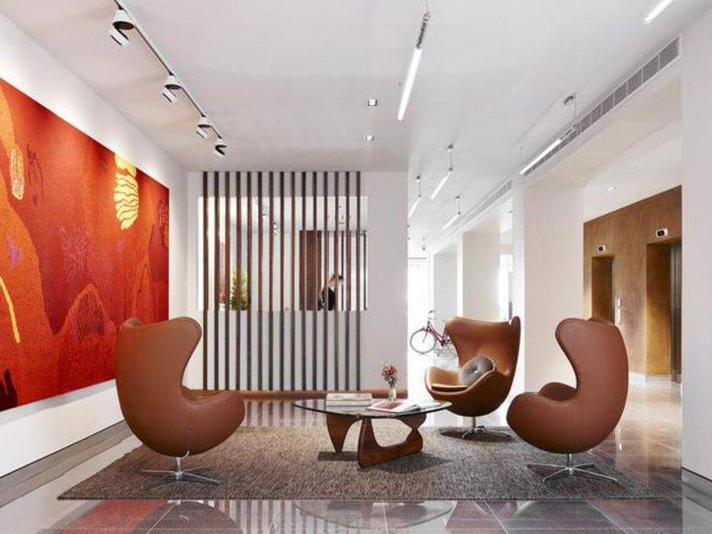 The Watson Lounge/Empfang