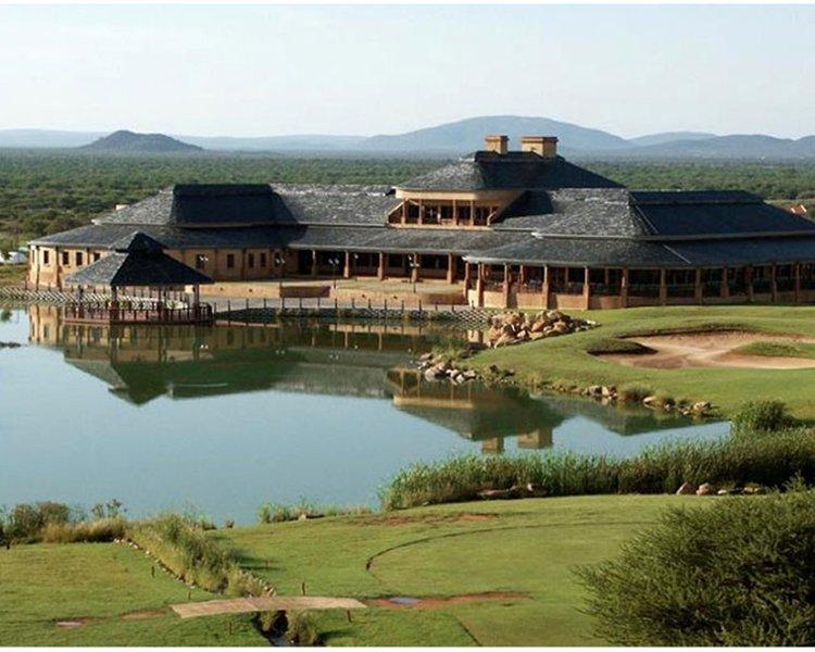 Phakalane Golf Estate Hotel Resort Außenaufnahme