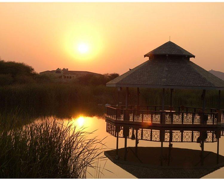 Phakalane Golf Estate Hotel Resort Landschaft