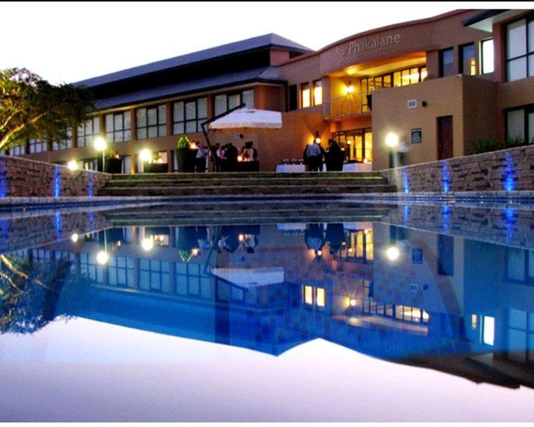 Phakalane Golf Estate Hotel Resort Pool