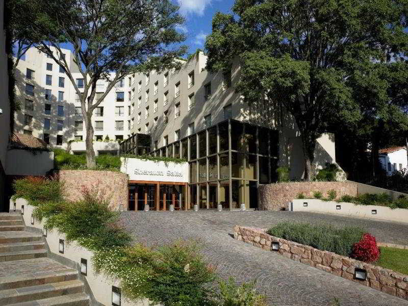 Sheraton Salta Hotel Außenaufnahme