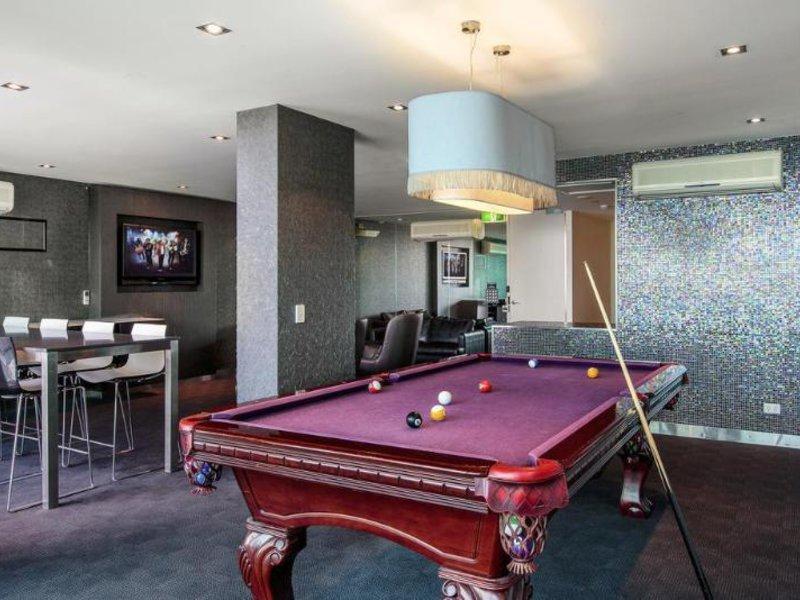 Evolution Apartments Sport und Freizeit