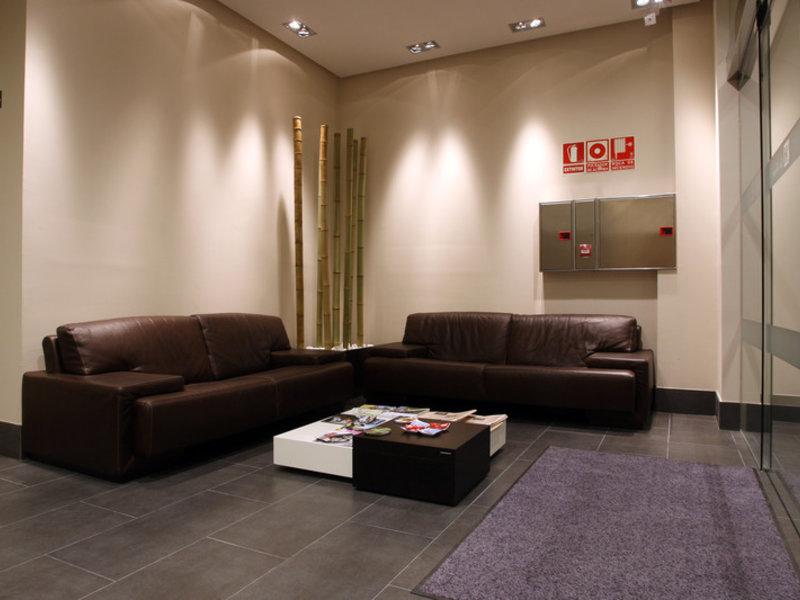 AH San Fermin Pamplona Lounge/Empfang