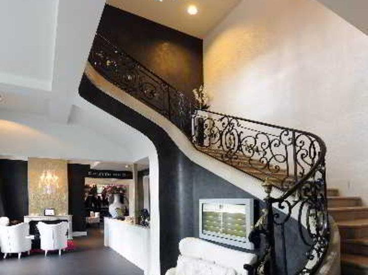 Van der Valk Hotel Brugge - Oostkamp Lounge/Empfang