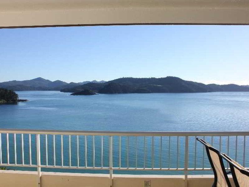 Hamilton Island Whitsunday Holiday Appartements Terrasse