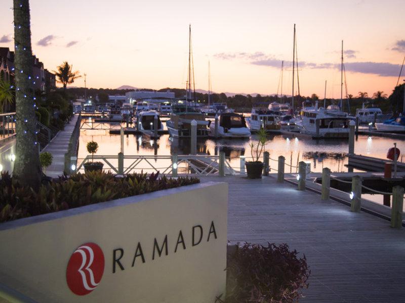 Ramada Hotel Hope Harbour Landschaft