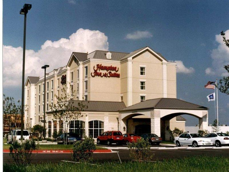 Hampton Inn & Suites Austin-Airport Außenaufnahme