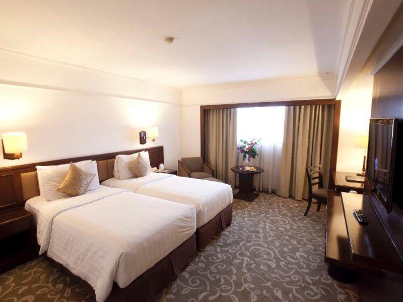 eL Royale Hotel Bandung  Wohnbeispiel
