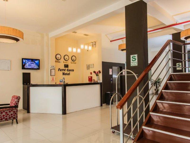 Hotel Ferre Cusco Bar