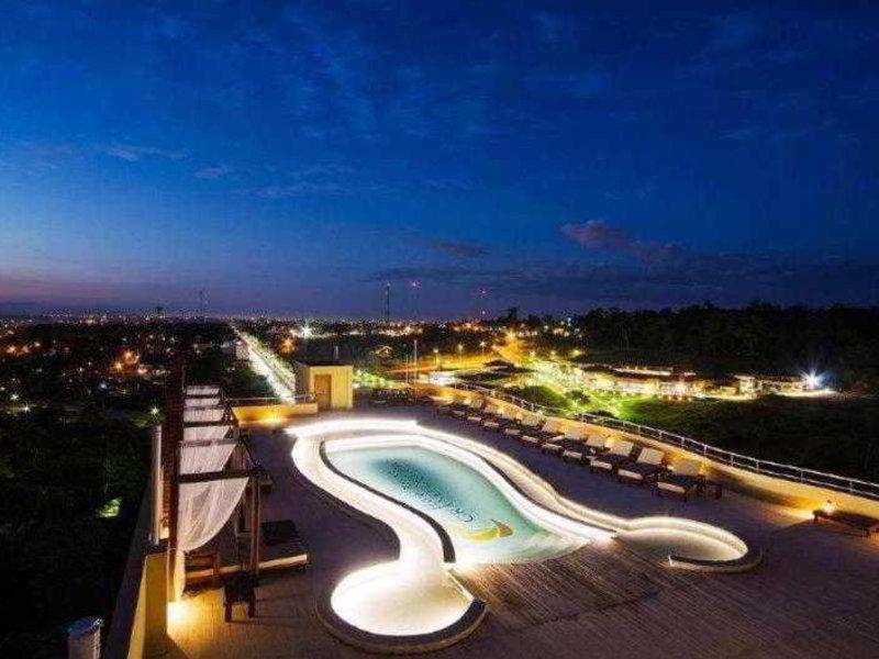 Grand Crucero Iguazu Hotel Pool