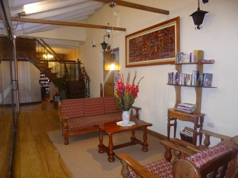 Midori Hotel Lounge/Empfang