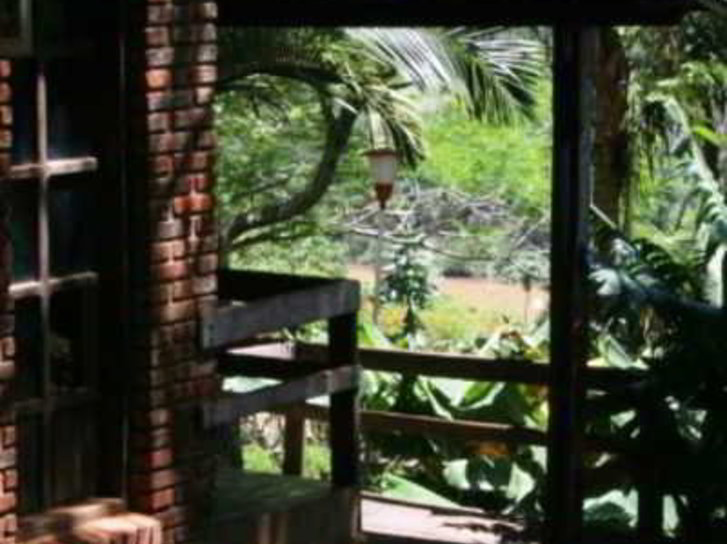 Pirayu Lodge Resort Terrasse
